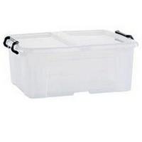 Strata Smart Box 12L Clear Pk1 HW671-0