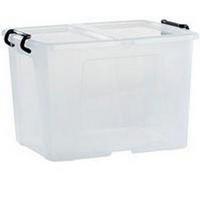 Strata Smart Box 40L Clear Pk1 HW674-0