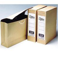 R-Kive Storage Files Earth Series A4/Foolscap Fellowes 00110 Pk25-0