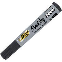 Bic Permanent Marker Bullet Tip Black 2000092 820915-0