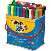 Bic Visa Colouring Pens Jumbo Class Pack Pk288-0