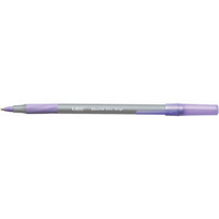 Bic Purple Stic Grip Class Pack Pk40-0
