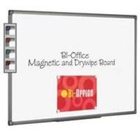 Bi-Office Magnetic Whiteboard 600x450mm MB0406186-0