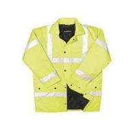 Proforce Class 3 EN471 Site Jacket Extra Large Yellow HJ03YLXL-0