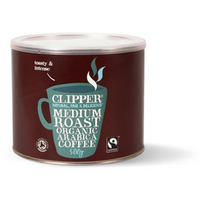 Clipper Organic Medium Roast Instant Coffee 500g Pk1 A06762-0