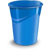 CEP Pro Gloss Waste Bin Blue 280G-0