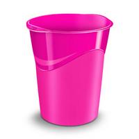 CEP Pro Gloss Waste Bin Pink 280G-0