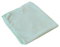 Contico Microfibre Cloth 34x34cm Green Pk10 EM34GN-0