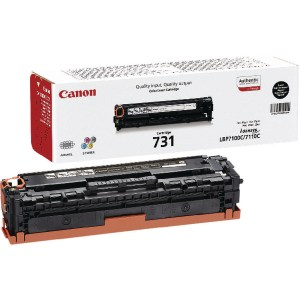 Canon 731 Black High Yield Toner Cartridge Pk1 6273B002-0