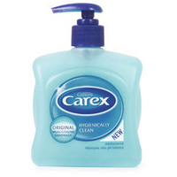 Carex Anti-Bacterial Handwash 250ml KJEYS2502/6-0