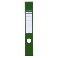 Durable Ordofix Spine Label Green Pk10 8090/05-0