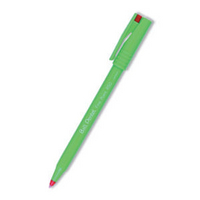 Pentel Ball Pentel Rollerball Pen Fine 0.4mm Line Black R50-A Pk12