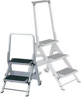 Safety Step Aluminium 2-Tread 306893
