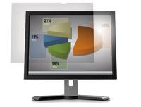 3M Frameless Anti-Glare Filter for Desktops 19in Standard 5
