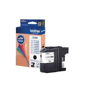 Brother Black Inkjet Cartridge LC223BK-0