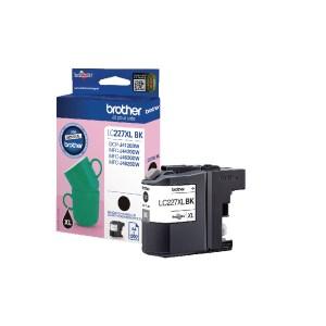 Brother Black Inkjet Cartridge XL LC227XLBK-0