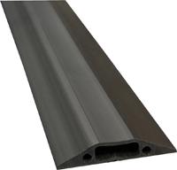 D-Line Black Medium Duty Floor Cable Cover 9m Long 83mm Wide FC83B/9M-0