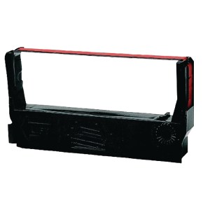 Compatible Epson ERC23 Fabric Ribbon Black/Red 2832FN-0
