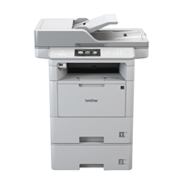 Brother MFC-L6900DWT All in one Mono Laser Printer MFC-L6900DWT-0