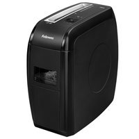 Fellowes Powershred 21Cs Cross Cut Shredder Black 4360301-0