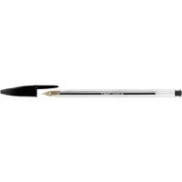 Bic Cristal Security Pen Medium Black Pk50 874453-0