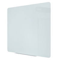 Bi-Office Magnetic Glass Drywipe Board 1200 x 900mm GL080101-0