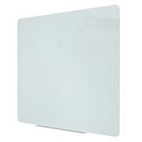 Bi-Office Magnetic Glass Drywipe Board 1200 x 900mm GL080101-0