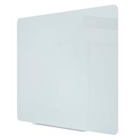 Bi-Office Magnetic Glass Drywipe Board 1500 x 1200mm GL110101-0