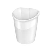 CEP Ellypse Xtra Strong Waste Tub 15 Litre Arctic White 1003200021-0
