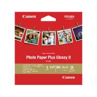 Canon Photo Paper Plus 5x5in PP201 2311B060-0