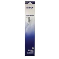 Epson S015022 Black Facric Ribbon Cassette C13S015022-0