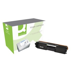 Q-Connect Brother Black Laser Toner Cartridge TN321BK-0