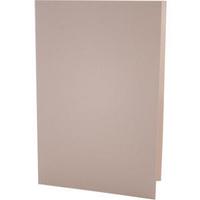 Concord 270gsm Square Cut Folder Medium-weight Foolscap Buff 43202 Pk100