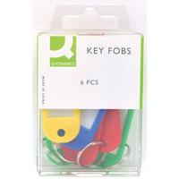 Q-Connect Key Fob Pk6 KF02036Q