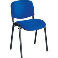 Jemini Blue Multi Purpose Stacking Chair KF03343