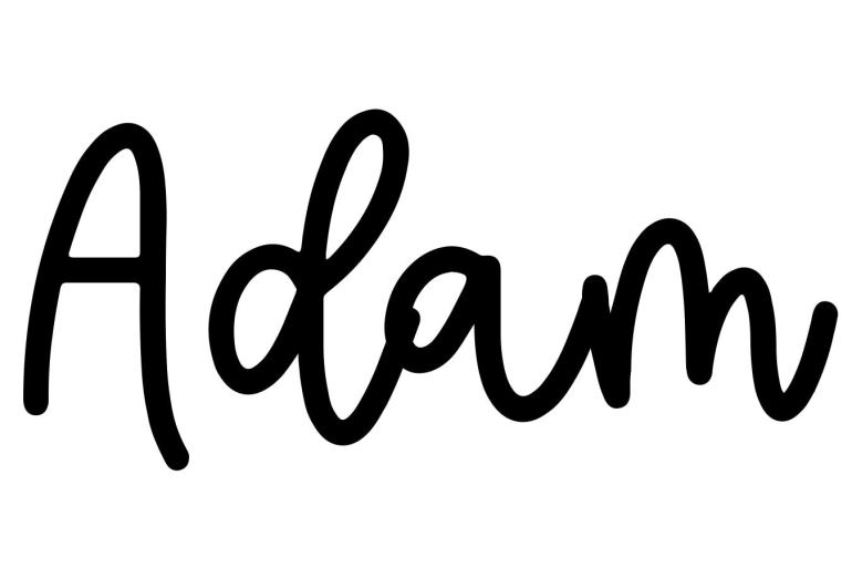 About the baby nameAdam, at Click Baby Names.com