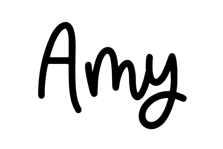 About the baby nameAmy, at Click Baby Names.com
