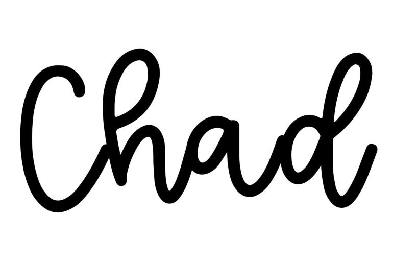 About the baby nameChad, at Click Baby Names.com