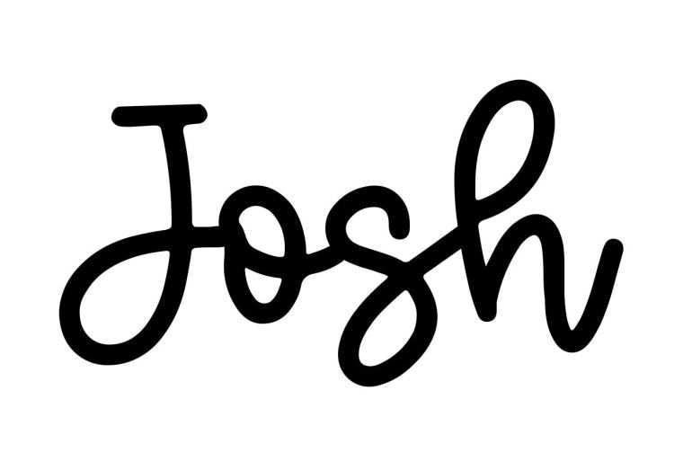 About the baby name Josh, at Click Baby Names.com