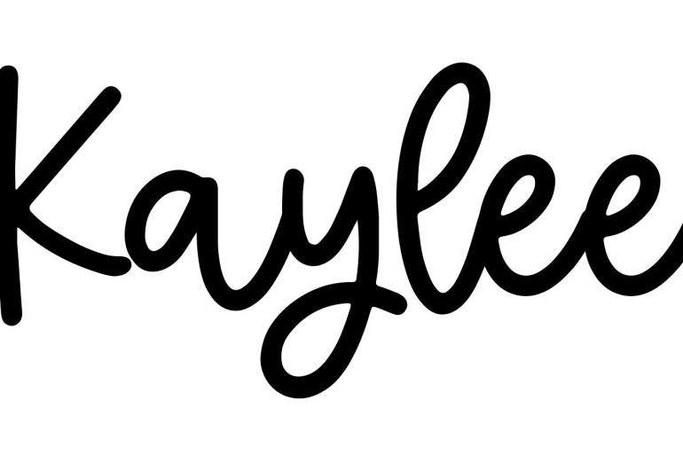 About the baby name Kaylee, at Click Baby Names.com