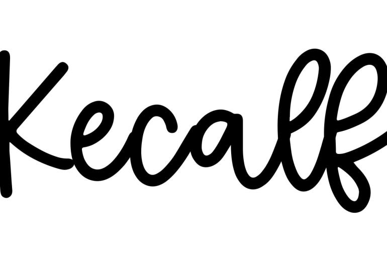 About the baby name Kecalf, at Click Baby Names.com