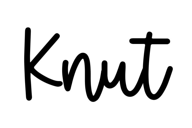 About the baby name Knut, at Click Baby Names.com