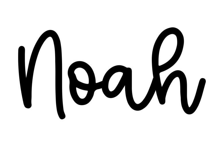 About the baby nameNoah, at Click Baby Names.com