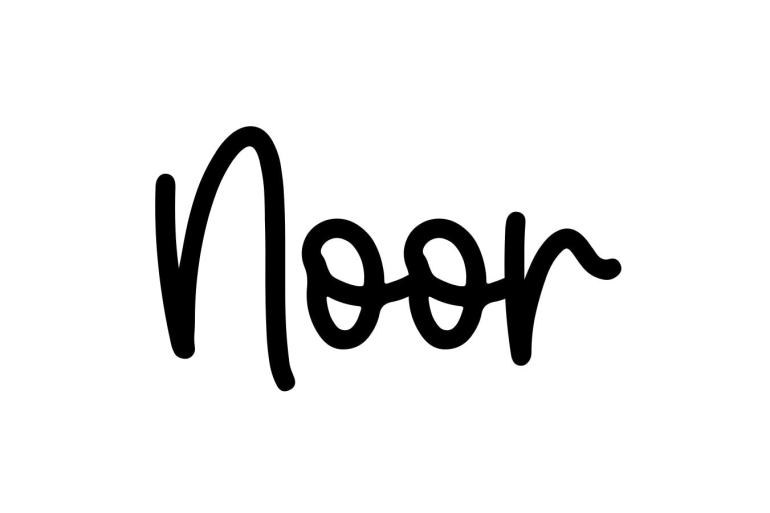 About the baby name Noor, at Click Baby Names.com