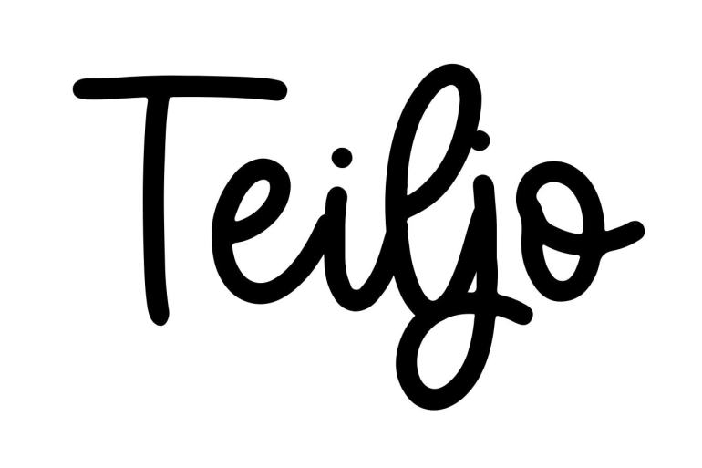 About the baby name Teiljo, at Click Baby Names.com