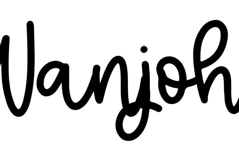 About the baby nameWanjohi, at Click Baby Names.com