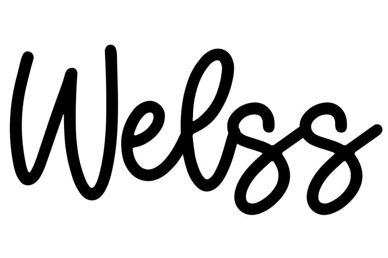 About the baby name Welss, at Click Baby Names.com