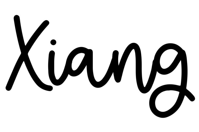 About the baby name Xiang, at Click Baby Names.com