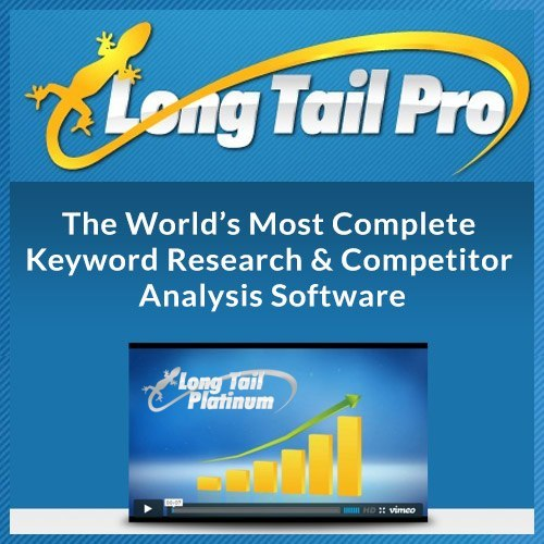 Long Tail Pro - Keyword Research & Competitor Analysis