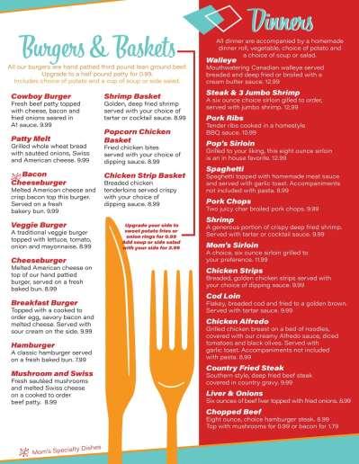Mom's Diner menu-5